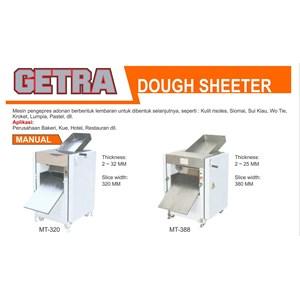 Dough Sheeter Manual