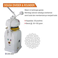 Dough Divider And Rounder 1
