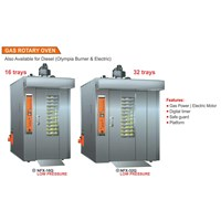 Gas Rotary Oven 1