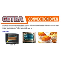 Convention Oven Electric 1