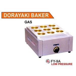 Dorayaki Baker (Gas)
