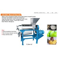 Mesin Press Kelapa (Import) 1
