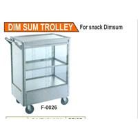 Jual Dim Sum Trolley