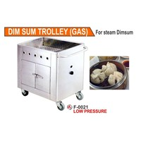 Jual Dim Sum Trolley (Gas)