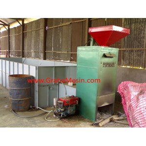 Mesin Pengering Multiguna (Box Dryer) Sistem Indirect