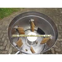 Distributor Mesin Pengupas Bawang Kapasitas 10 Kg Per Proses 3