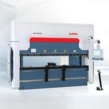 MESIN PRESS BRAKE DURMA AD-S SERIES