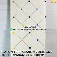 Jual PLAFON PVC