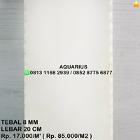 PLAFON PVC NUSAHOME WHITE BASED 1