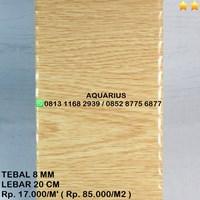 PLAFON PVC NUSAHOME WOOD 3
