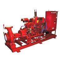 Jual Diesel Fire Pump 2