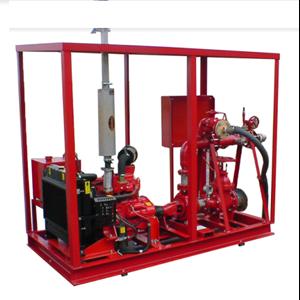 Diesel Fire Pump