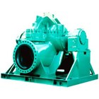 Electric Split Casing Fire Fighting Pump 3