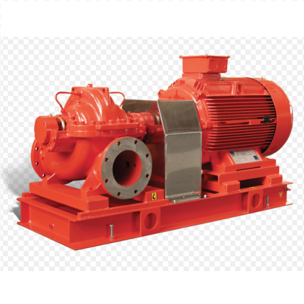 Electric Split Casing Fire Fighting Pump