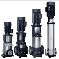 Vertial Multistage Stainless Inline Pump 1