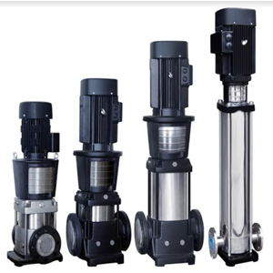 Vertial Multistage Stainless Inline Pump