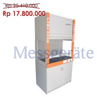 Fume Hood Messgerate