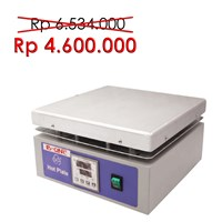 Digital Hotplates Aluminum Plate