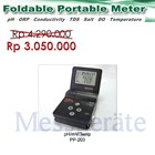 Portable pH Meter model PP 203 1
