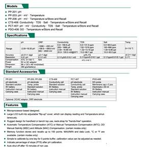 From Portable pH DO Conductivity 1