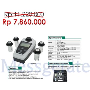 Portable Turbidity Meter