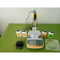 Jual Bench Top pH & Conductivity With Stirrer  model PL 700 PCS 2