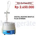Digital Heating Mantle With Stirrer 1