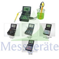 Portable Conductivity Meter model CTS-406
