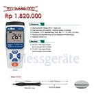 Portable Digital Temperature Meter - Termometer Ruangan 1
