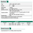 Portable Digital Temperature Meter - Termometer Ruangan 2