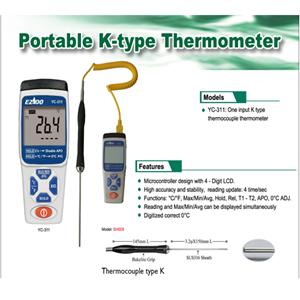 Portable Digital Temperature Meter