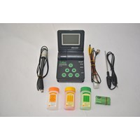Jual Multi Meter pH/ORP/Cond/TDS/Salt/Temp PCT 407 2