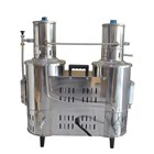 Double Water Distillation Aquabides 2