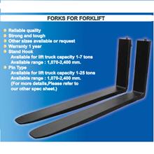 Fork For Forklift Force