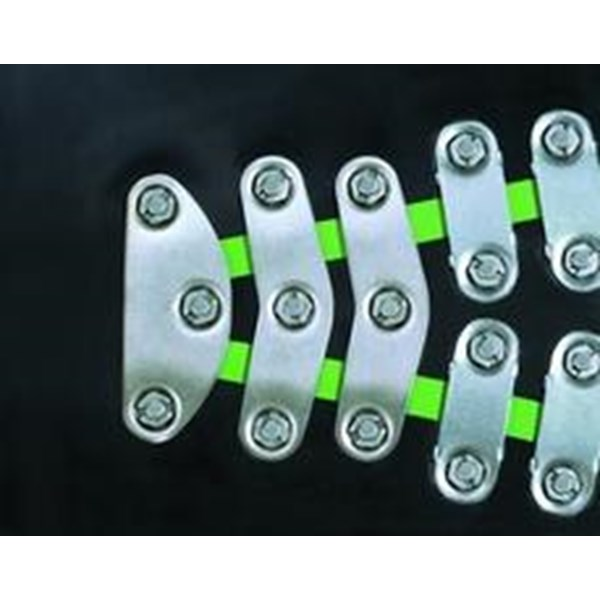 Bolt Solid Plate System Fasteners