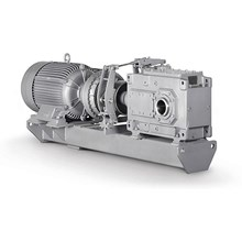 SIEMENS Flender Belt Drives pada swing Basis