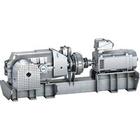 SIEMENS Flender Belt Drives with Extended Housing Surface