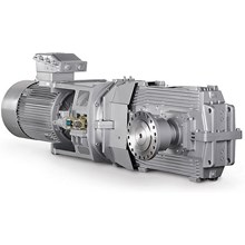 SIEMENS Flender Self-Aligning Belt Drives
