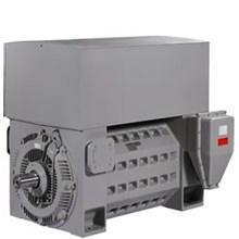 SIMOTICS HV Asynchronous Squirrel Cage Modular Motors (IEC) Seri A-kompak PLUS