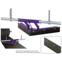 V-Plow Conveyor Belt Cleaner