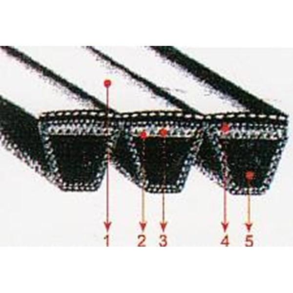 V- Belt POWER SCRUM  V-BELTS BANDO