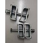 Belt Clamp for Bucket Elevator Belt Turnbuckle  1