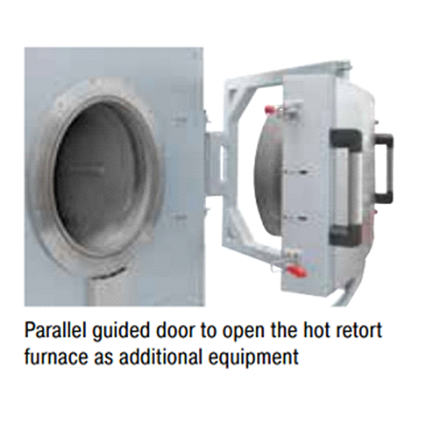 Furnace model NR 11 With Tmax 1100°C