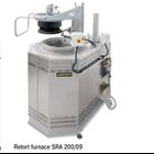 Retort furnace SRA 200/9 1