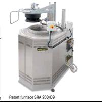 Retort furnace SRA 200/9