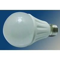 Lampu LED Bohlam  6 watt G-60 Clear