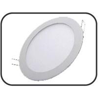 Lampu Downlight Panel LED Bulat 9Watt -Fulllux