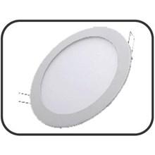 Lampu Downlight panel LED Bulat 6 Watt Skylite
