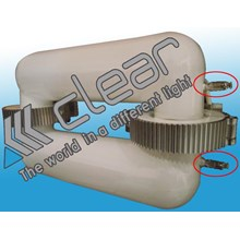 Lampu Bohlam Induksi kotak 40 Watt Clear Energy