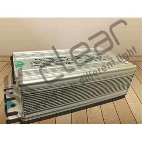 Lampu Bohlam Induksi Bulat 150 Watt & Ballast CLEAR